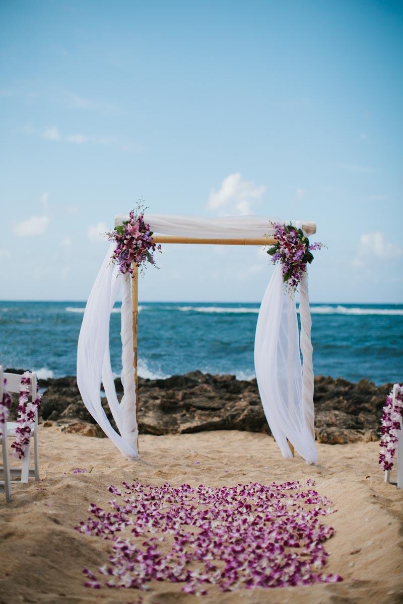 shelly wedding blog destination wedding turtle bay resort oahu hawaii-9