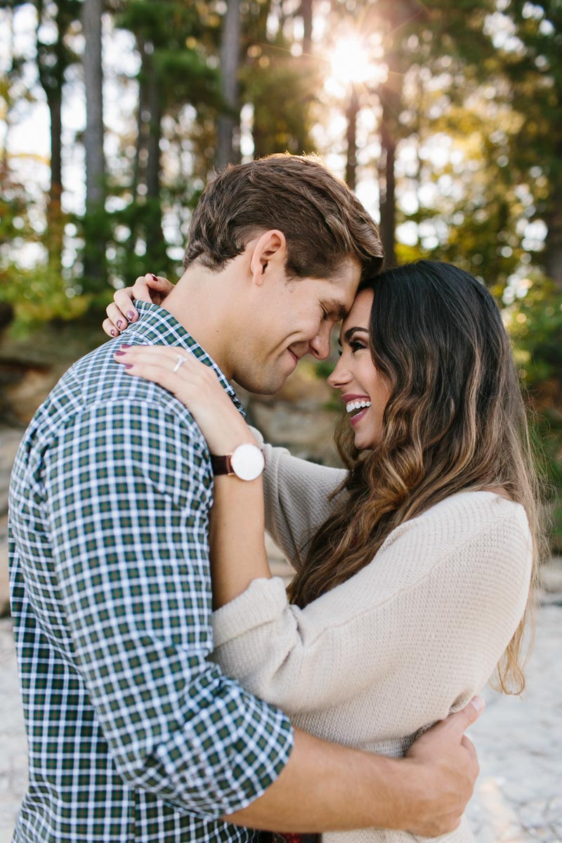 jackie and dan engagement session blog lake lanier-20