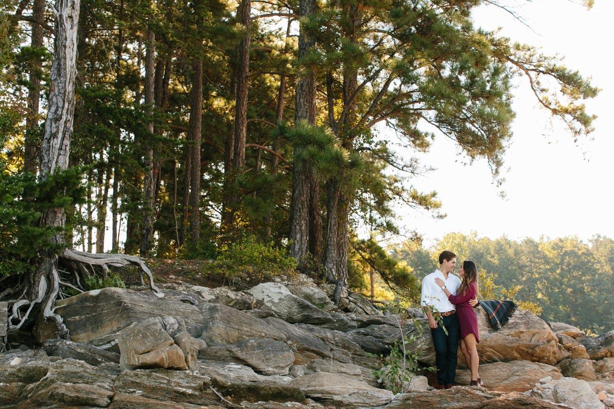 jackie and dan engagement session blog lake lanier-22