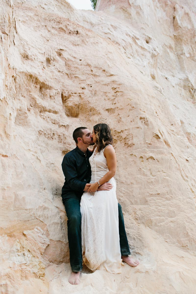 mallory and logan engagement session providence canyon -17