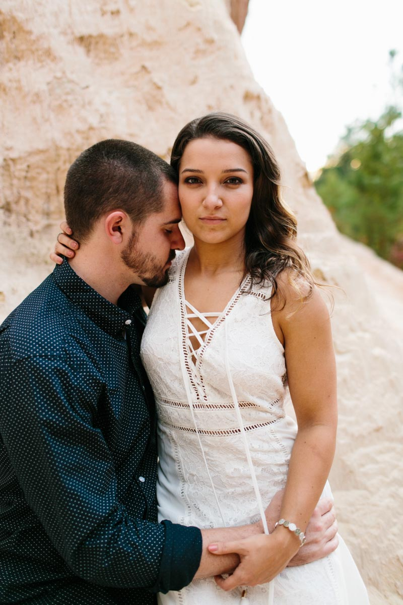 mallory and logan engagement session providence canyon -18