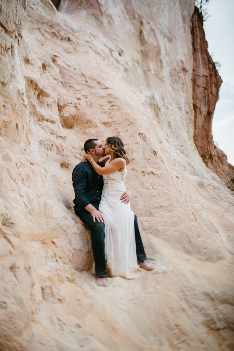 mallory and logan engagement session providence canyon -20