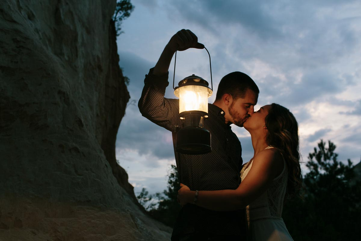 mallory and logan engagement session providence canyon -28