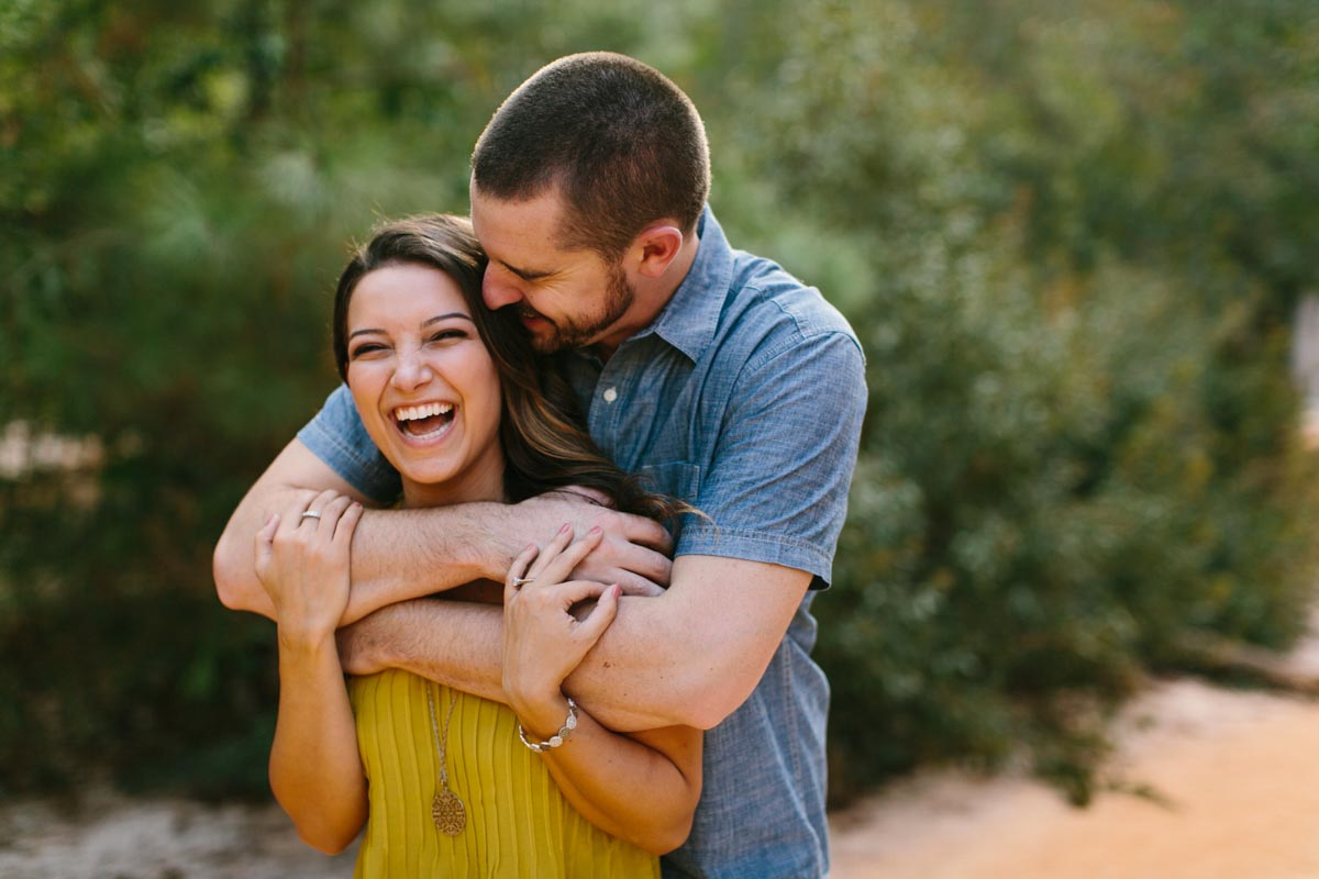 mallory and logan engagement session providence canyon -5