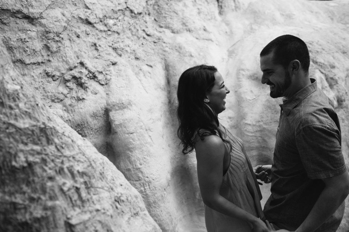 mallory and logan engagement session providence canyon -9