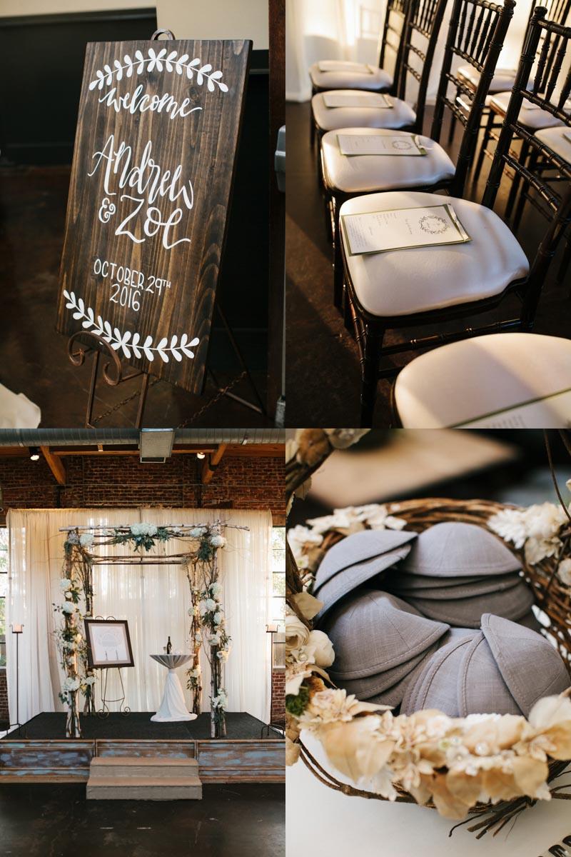 bayley wedding blog foundry at puritan mill wedding-53