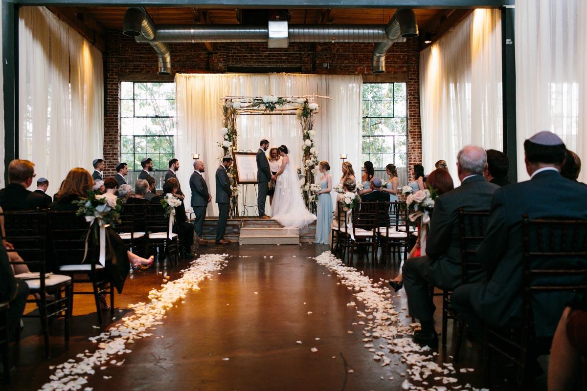 bayley wedding blog foundry at puritan mill wedding-66