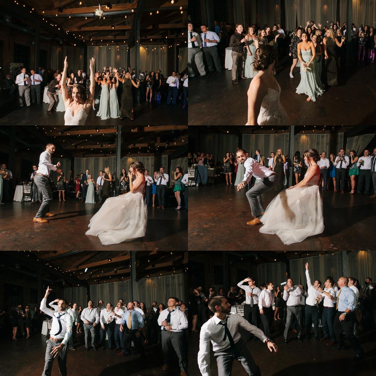 bayley wedding blog foundry at puritan mill wedding-90