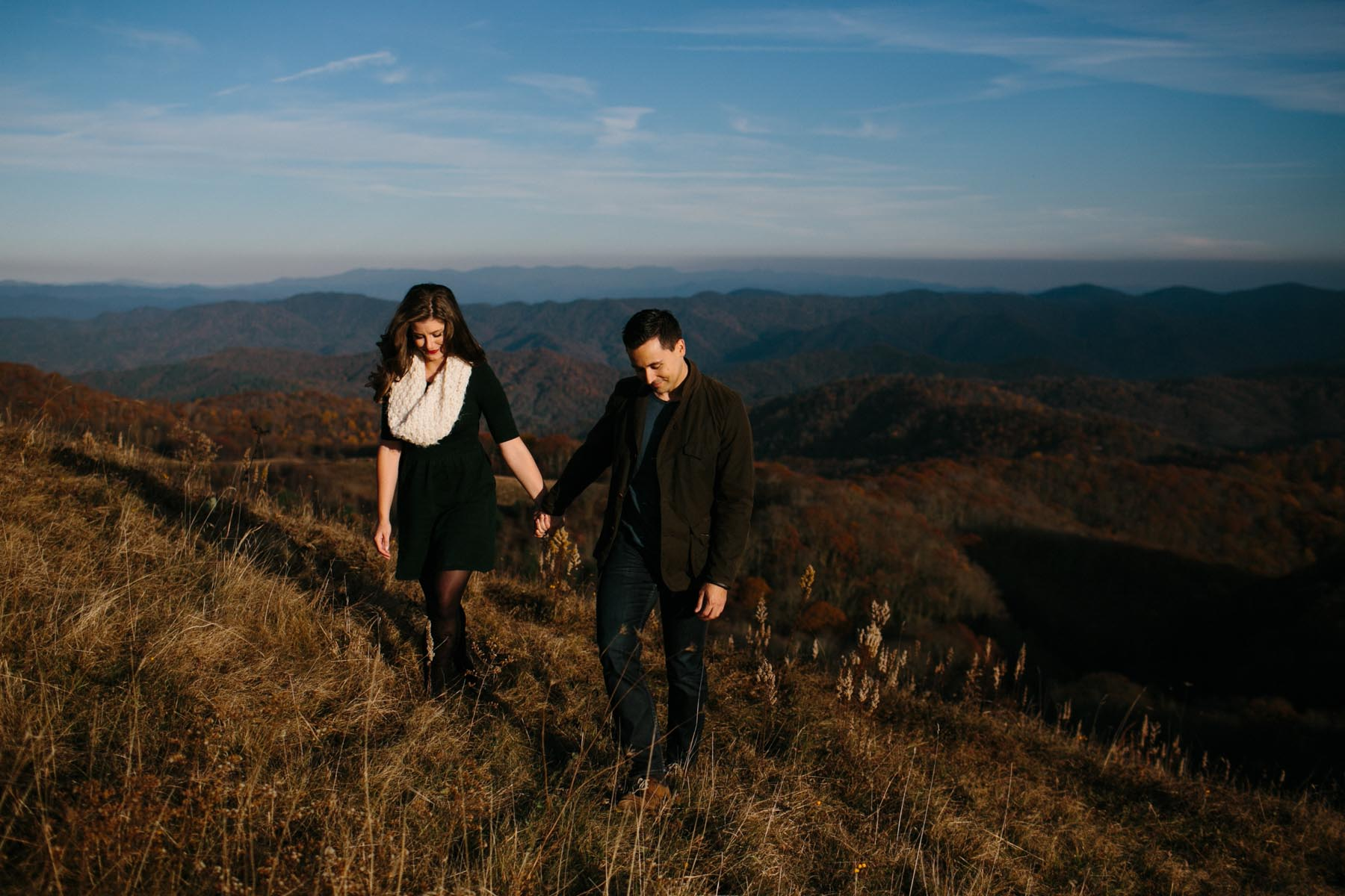 kait and michael engagement blog max patch -21