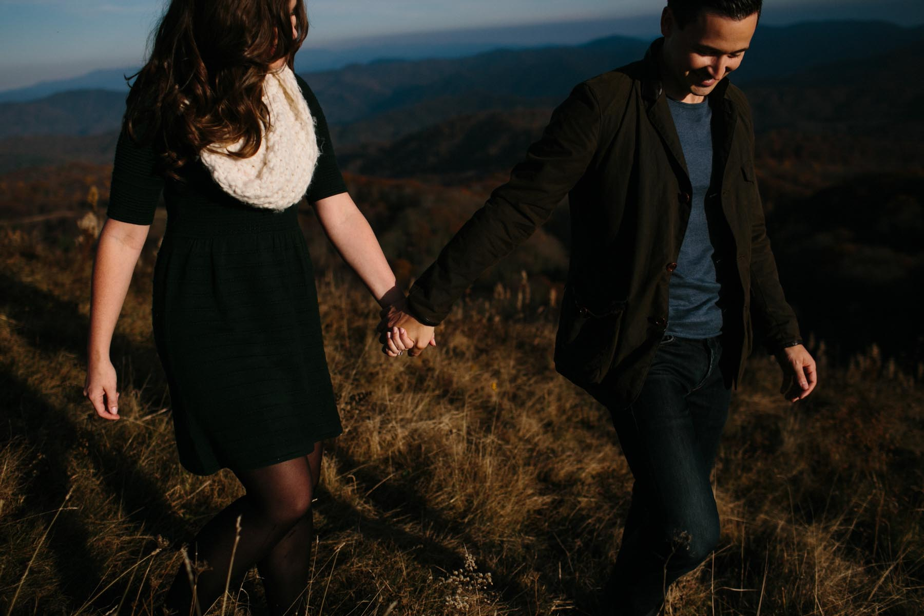 kait and michael engagement blog max patch -22