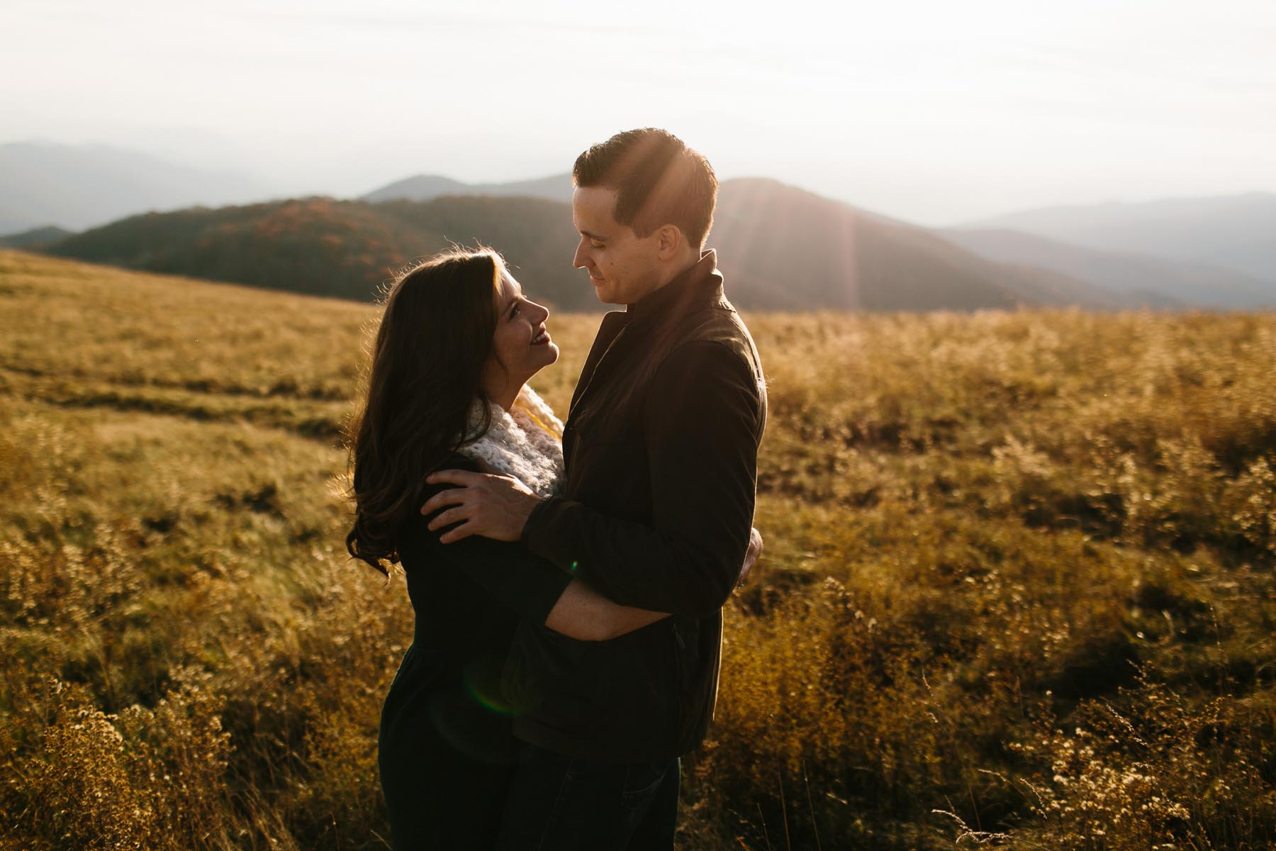 kait and michael engagement blog max patch -23