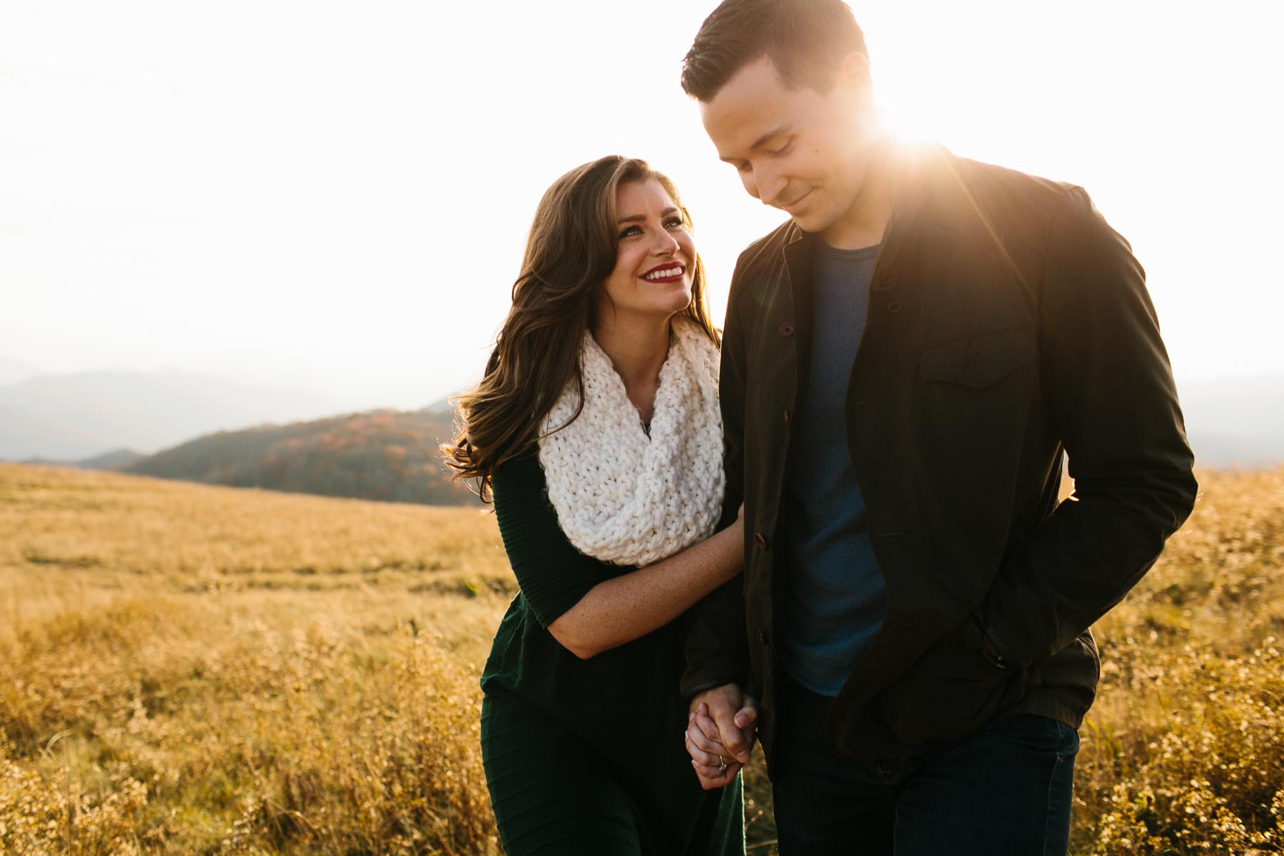 Max Patch adventure engagement session