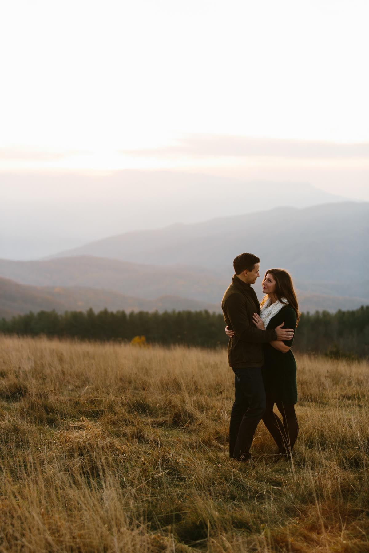 kait and michael engagement blog max patch -36
