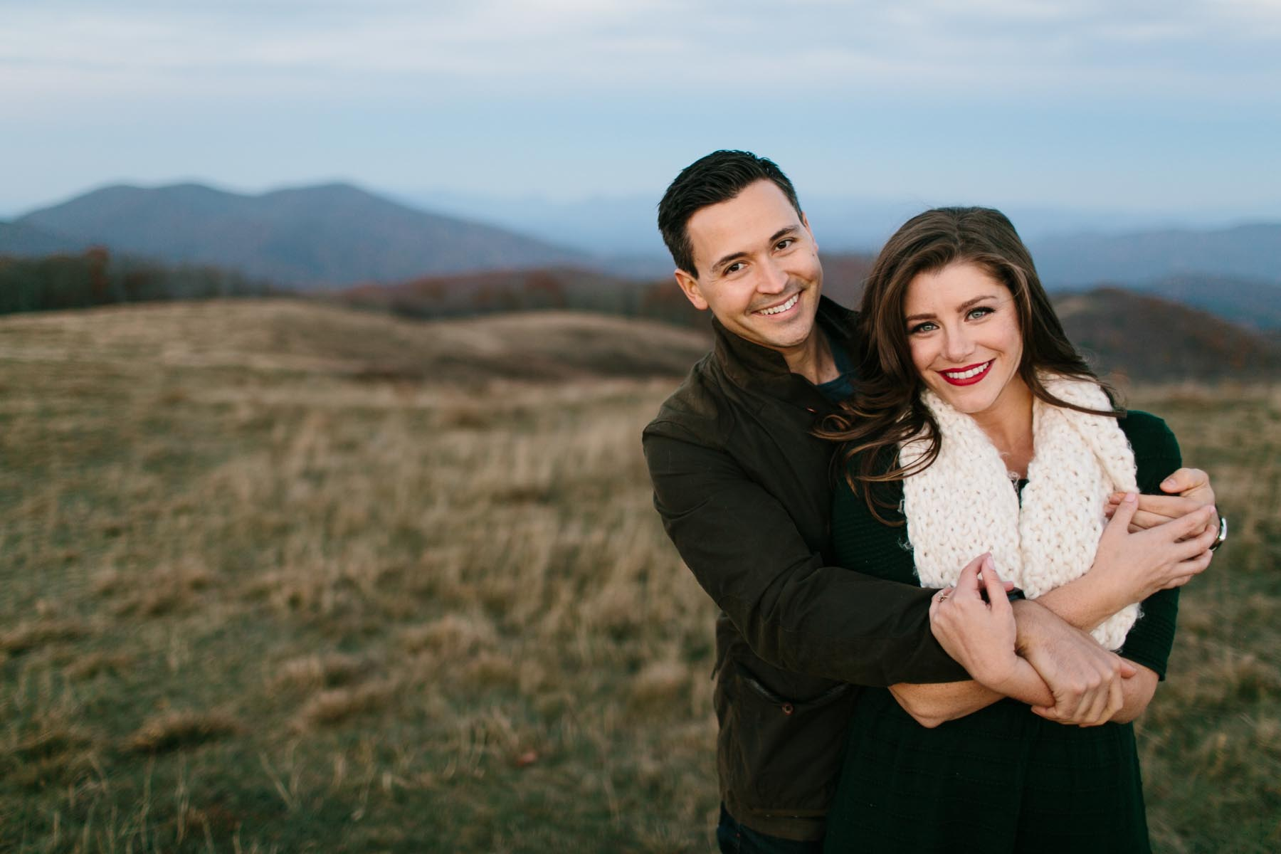 kait and michael engagement blog max patch -42