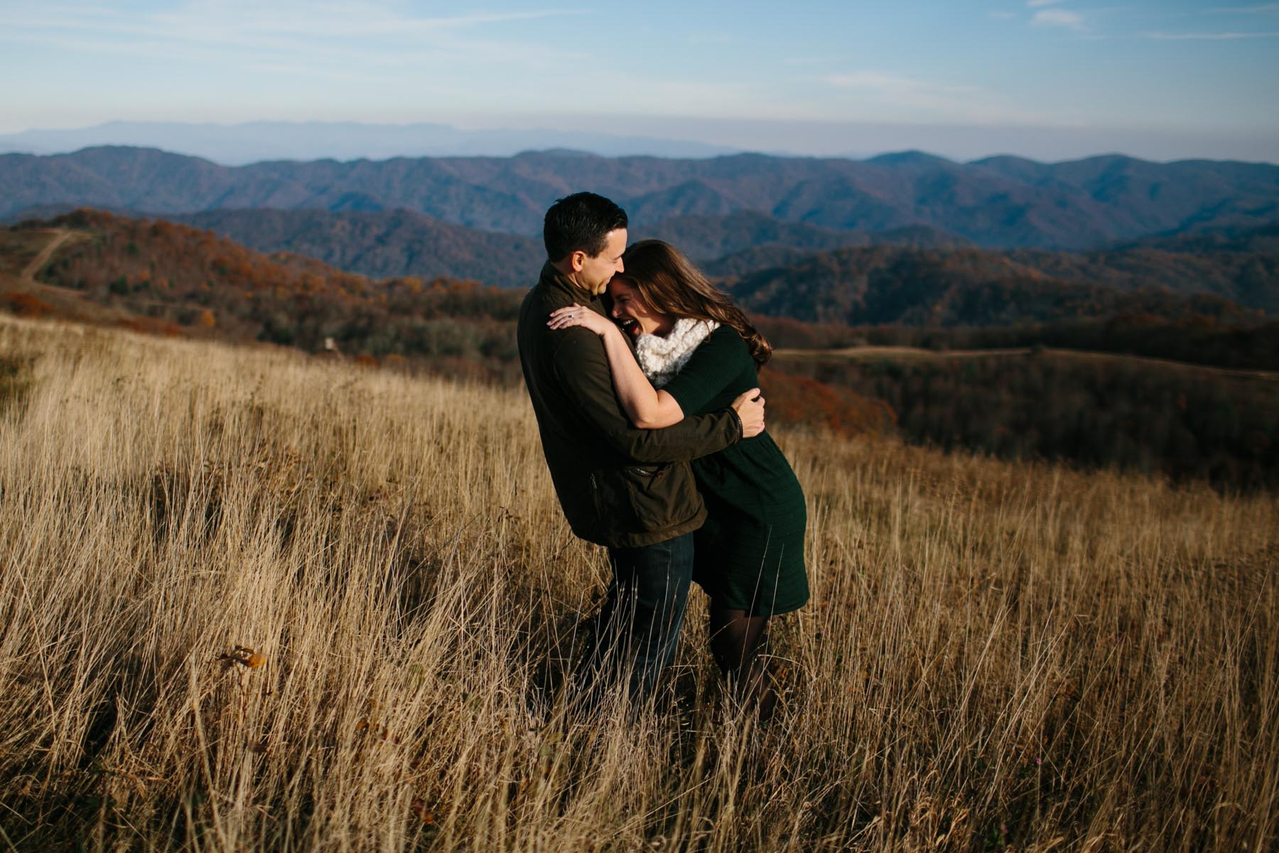 kait and michael engagement blog max patch -5