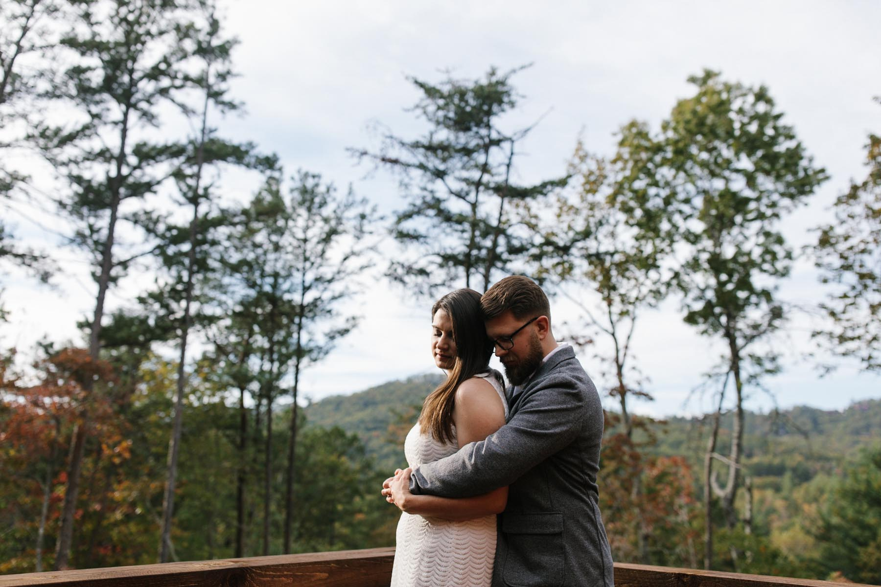 north georgia elopement