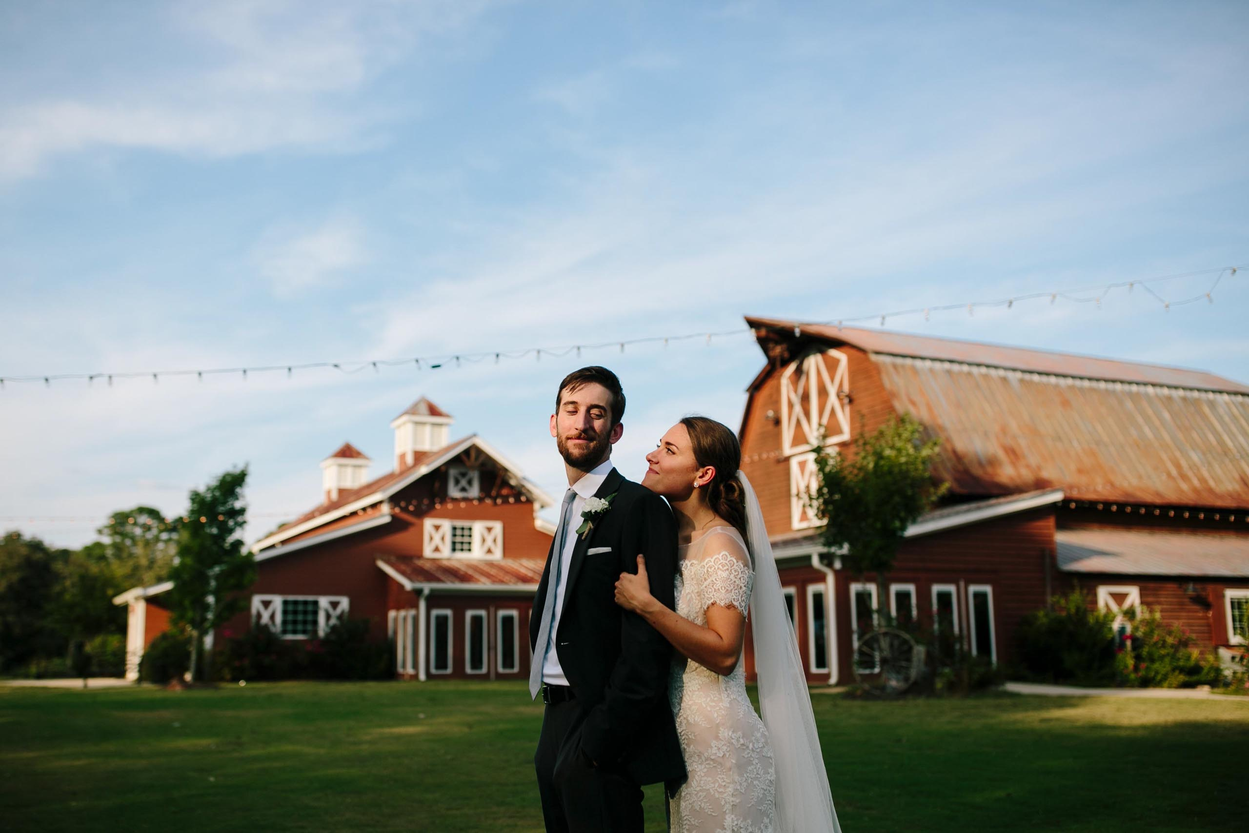 9 Oaks Farm Wedding