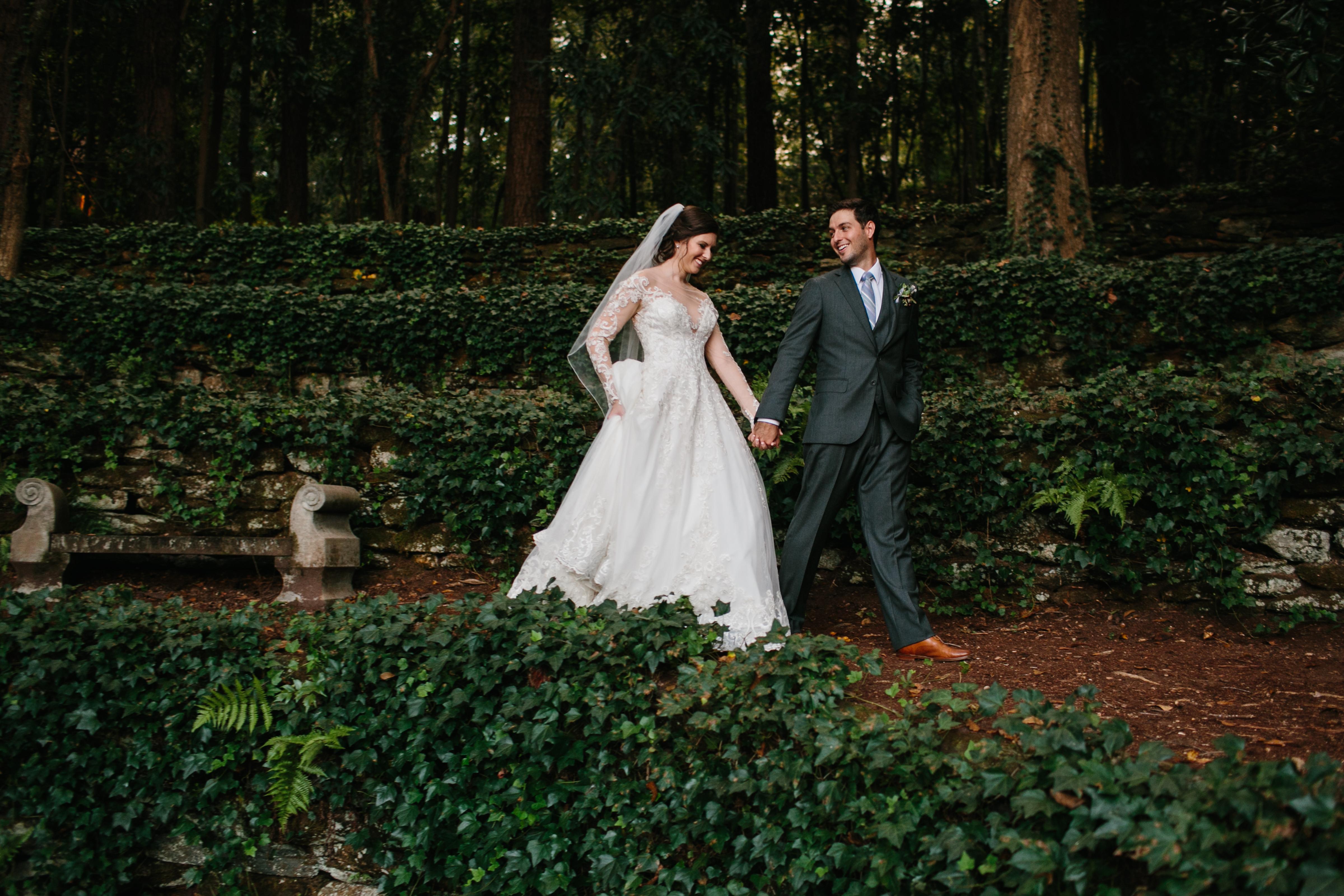 dunaway gardens wedding photos